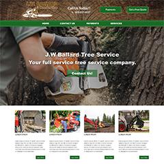 JW Ballard Tree Services