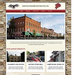 Heritage Masonry Restoration