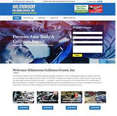 Hilmerson Collision Center Inc