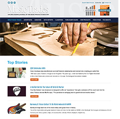 Music Trades Magazine