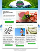 Natural Passion Aloe Vera